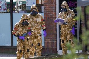 Anh xác định nghi phạm thứ 3 vụ đầu độc cựu điệp viên Nga
