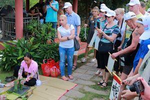 Hơn 11,6 triệu lượt khách quốc tế đến Việt Nam trong 9 tháng