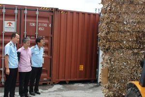Bộ Tài chính quyết liệt thực hiện Chỉ thị 27 của Thủ tướng về quản lý phế liệu nhập khẩu