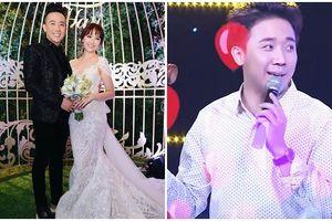 Tổ chức đám cưới rình rang, xa hoa, Trấn Thành đã 'bục mặt' chạy show kiếm tiền trả nợ thế nào?