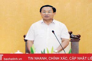 Thu hút đầu tư, xã hội hóa nguồn lực phát triển đô thị Hà Tĩnh