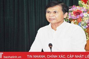 Can Lộc rất khả thi đạt huyện nông thôn mới vào năm 2020