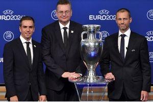Đức được trao quyền đăng cai Euro 2024