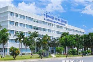 Bệnh viện Chợ Rẫy Phnom Penh - Công trình của tình hữu nghị