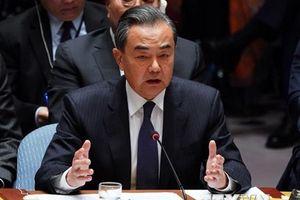 Ngoại trưởng Trung Quốc: Không nên 'quốc tế hóa' vấn đề Rohingya