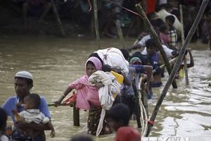 Thủ tướng Bangladesh yêu cầu sớm hồi hương người tị nạn Rohingya