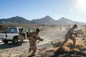 Iran thông báo tiêu diệt 4 phần tử khủng bố ở biên giới giáp Pakistan