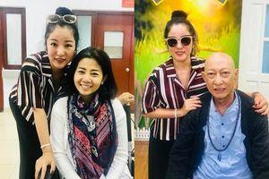 Thông tin bất ngờ về sức khỏe hiện tại của nghệ sĩ Lê Bình, Mai Phương