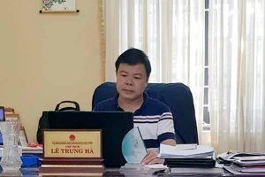 Kỳ II: Lãnh đạo xã Hoàng Văn Thụ né trách nhiệm?