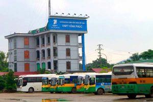 Phát hiện sai phạm tại nhiều công trình bến xe ở Vĩnh Phúc