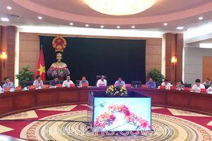 Hải Phòng: Họp thống nhất nội dung chuẩn bị kỳ họp thứ 8 HĐND TP khóa XV
