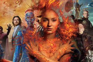 X-Men: Dàn dị nhân trở lại trong 'Phượng hoàng đen tối'
