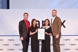 Vietnam Airlines nhận giải thưởng Hãng hàng không 4 sao toàn cầu