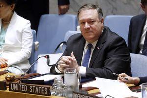 Mỹ mâu thuẫn với Nga - Trung về vấn đề trừng phạt Triều Tiên