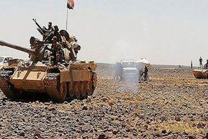 Chiến sự Syria: Quân chính phủ triệt tiêu các 'pháo đài' của IS tại vùng Al-Safa