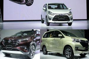Loạt xe Toyota giá rẻ hút khách tại đại lý