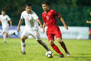 Thua tan nát trước Iran, Việt Nam ngậm ngùi bị loại khỏi giải U16 châu Á