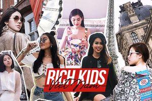 Rich Kids Việt Nam thường xuyên lui tới những địa điểm nào trên thế giới để có những bức ảnh trong mơ?