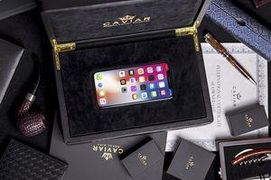 Lóa mắt với iPhone Xs Max siêu sang chảnh giá 365 triệu đồng
