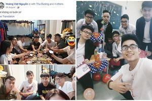 Cứ ngỡ là hot boy 'sang chảnh' nào ngờ em trai Sơn Tùng MT-P cũng có những khoảnh khắc cực bình dị ở KTX