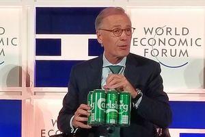 Carlsberg giới thiệu bao bì mới, giúp giảm 76% lượng nhựa tiêu thụ hàng năm