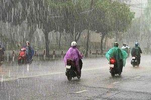 Cảnh báo lũ quét và sạt lở đất một số nơi, cả nước có mưa dông