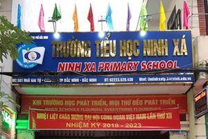 50 học sinh Tiểu học Ninh Xá nhập viện sau bữa trưa