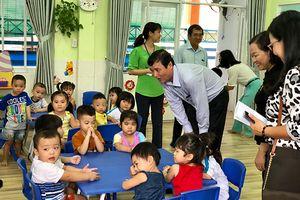 TP. HCM: Sở Y tế giám sát bệnh tay chân miệng tại trường mầm non