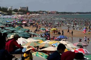 Vũng Tàu: Tổ chức 'Ngày Quốc tế làm sạch bờ biển năm 2018'