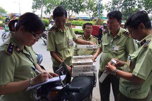TP. Hồ Chí Minh: Mặt trận chống thuốc lá lậu vẫn tiếp tục nóng