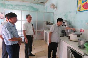 Huyện Thọ Xuân tăng cường sự lãnh đạo của đảng đối với công tác vệ sinh an toàn thực phẩm