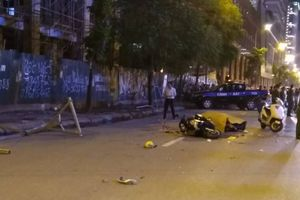 Hà Nội: Khởi tố hình sự vụ tai nạn lao động trên phố Lê Văn Lương