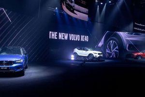Volvo XC40 cập bến Thái Lan, sẵn sàng về Việt Nam cuối năm nay?