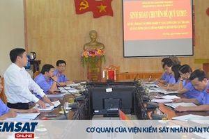 VKSND tỉnh Vĩnh Phúc: Nâng cao đạo đức công vụ của đội ngũ cán bộ, Kiểm sát viên