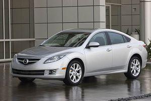 Gần 50.000 xe Mazda 6 dính lỗi nguy hiểm ở hệ thống lái