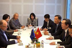 Phó Chủ tịch Nghị viện châu Âu ủng hộ EVFTA