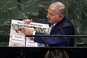 Thủ tướng Israel tiết lộ bí mật về hạt nhân Iran tại Liên Hợp Quốc