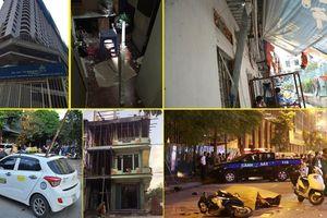 Hiểm họa từ những chiếc 'bẫy trời' giết người tại các công trình xây dựng