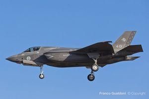 Mỹ: Máy bay chiến đấu F35 lần đầu xuất kích