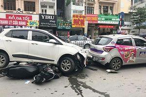 Tai nạn liên hoàn ở phố Tôn Đức Thắng: Cần làm gì để giúp đỡ người bị tai nạn giao thông?