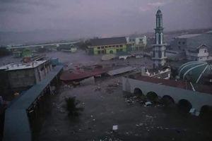Động đất-sóng thần Indonesia: Số người chết tăng lên 384