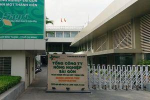 Hàng loạt sai phạm về tài chính tại Tổng công ty Nông nghiệp Sài Gòn