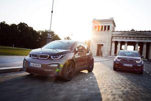 Xế điện BMW i3 2019 pin lớn hơn, phạm vi hoạt động 360 km