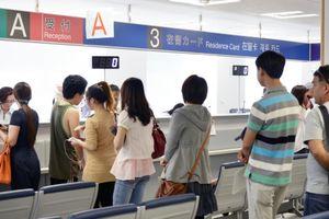 VN chiếm gần nửa số người bị tước tư cách lưu trú ở Nhật năm 2017