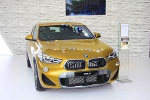 Chi tiết BMW X2 - đối thủ Mercedes-Benz GLA tại Việt Nam