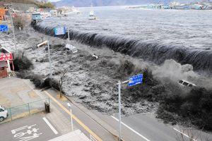 5 trận sóng thần tàn khốc nhất trong lịch sử