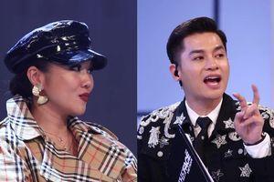 The Face 2018: Thanh Hằng phản ứng khi Nam Trung nặng lời với thí sinh