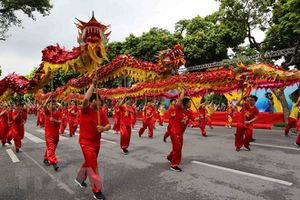 Hà Nội tổ chức nhiều sự kiện văn hóa trong tháng 10