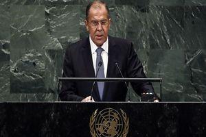 Nga cam kết 'nỗ lực hết mình' để cứu Thỏa thuận hạt nhân Iran tại Đại Hội đồng LHQ
