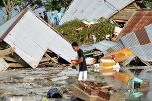 Chưa có thông tin người Việt Nam thương vong trong trận động đất tại Indonesia